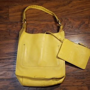 Cole Haan  Tote bag Yellow